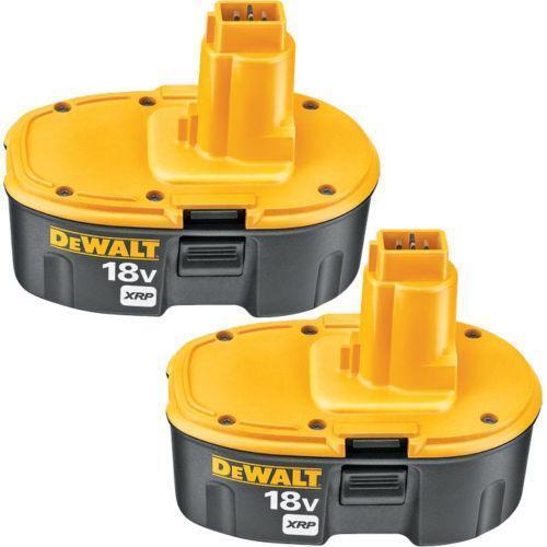 Dewalt 18V XRP Battery Pack DC9096 2