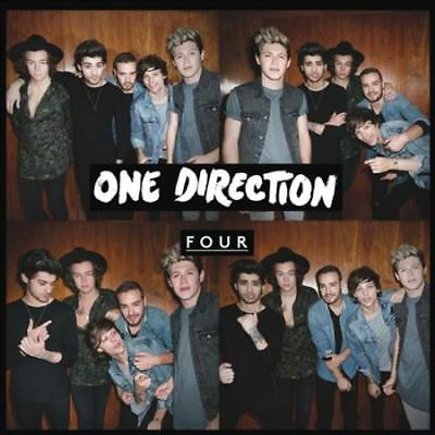 ONE DIRECTION - FOUR NEW VINYL RECORD