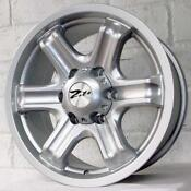 Toyota Hilux Alloy Wheels