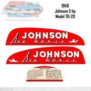 Johnson TD 20