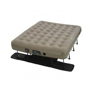 Portable Air Mattress w Never Flat Pump Instabed EZ Bed ...