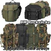 BW Rucksack Schwarz