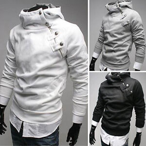 UK-Mens-Top-Fashion-Style-Hoodies-Coat-Casual-Sweat-Hoody-Jacket-Outwear-in-S-XL