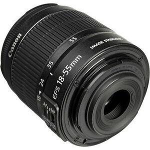 Canon EF-S 18-55 mm f/3.5-5.6 IS II lens Kitchener / Waterloo Kitchener Area image 2