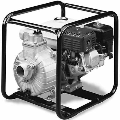 Tsurumi Te3-50ha - 137 Gpm 2 Water Pump W Honda Gx Engine
