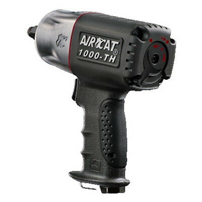"""AIRCAT 1/2"""" Composite Impact Wrench Twin Hammer 1000TH"""