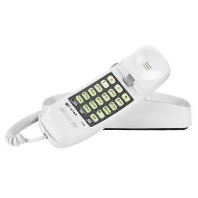 Trimline Corded Phone Lighted Keypad Receiver Volume Control