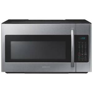 Samsung Over-The-Range Microwave - 1.8 Cu. Ft. - Stainless Steel