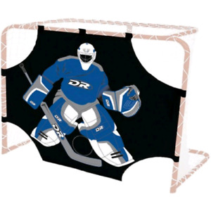 "But de hockey Senior holie goalie neuf et scellé 48"" 78"""