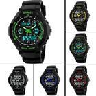 SKMEI S-Shock Silicone Watches