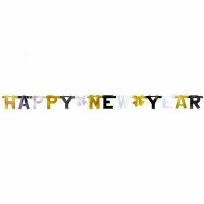 Happy New Year Letter Banner (1.52 m in length) NEW