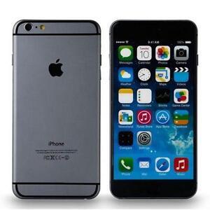 IPHONE 6 16G  avec videotron NOIR À VENDRE  à 260$