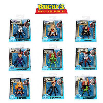 DC Comics Metals Die Cast Jada Toys Girl  Villains Superheroes](Girl Villains)