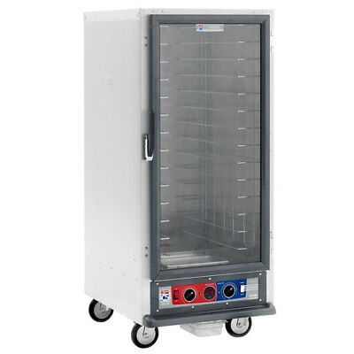 Metro C517-cfc-l 34 Height Heaterproofer Cabinet W Lip Load Pan Slides