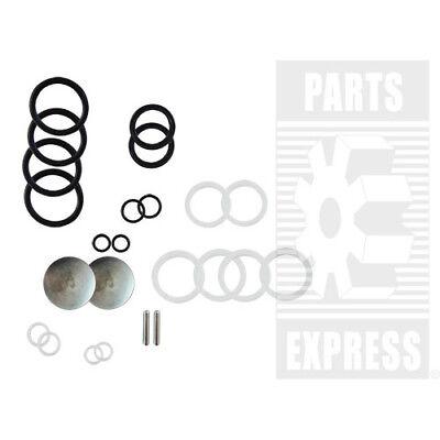 John Deere Valve Coupler O-ring Kit Part Wn-re206776 For Tractor 2010 3010 4010