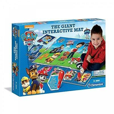 New Clementoni Paw Patrol Interactive Mat Jigsaw Puzzle