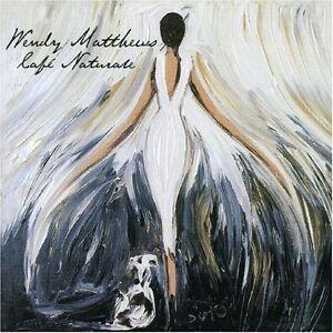 WENDY MATTHEWS Cafe Naturale CD BRAND NEW