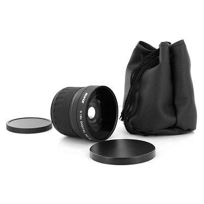 0,18 X grandangolo fisheye occhio di pesce obiettivo per Sony Alpha A6000