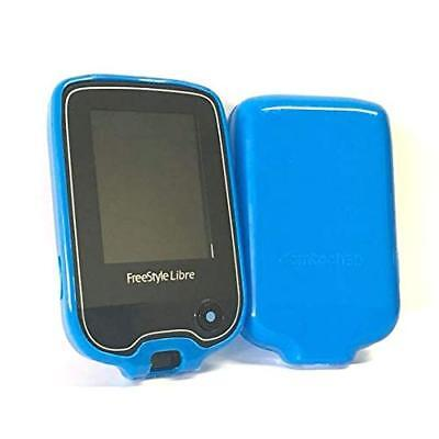Abbott Freestyle Libre Case (Blue) - Ships from the USA
