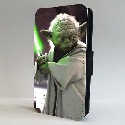 Yoda Star Wars Movie FLIP PHONE CASE COVER for IPHONE SAMSUNG