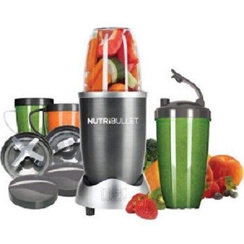 Nutribullet 14 Piece Nutrition Extractor 600W Blender Juicer Nutri Bull **NEW**