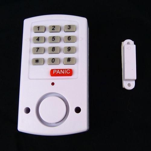 Overhead Door Security : Garage door alarm ebay