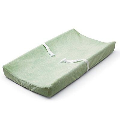 Summer Infant Ultra Plush Changing Pad Cover Sage Diaper Changing Table Pads Or