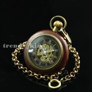 Antique Copper Pocket Watch