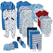 Newborn Boy Onesies Lot