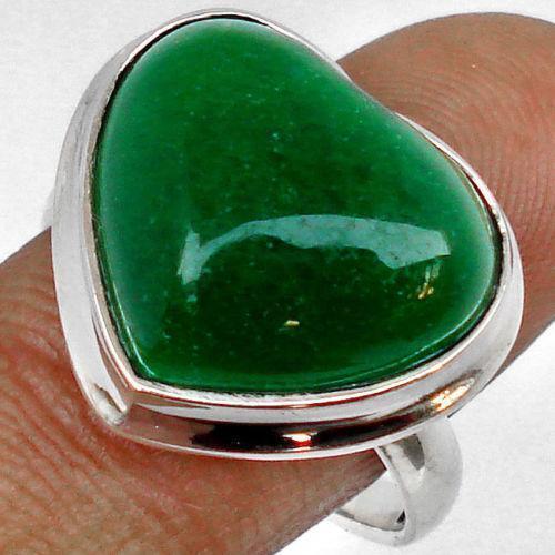 Jade Stone Ring Ebay