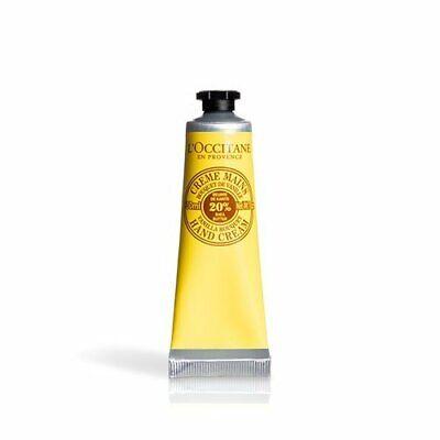 Hand Cream Bouquet (L'Occitane Fast-Absorbing 20% Shea Butter Vanilla Bouquet Hand Cream, Net)
