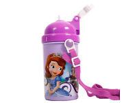 Disney Princess Purple Pop Up Bottle
