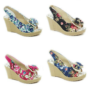 WOMENS-LADIES-PLATFORM-WEDGES-PEEP-TOE-SLINGBACK-FLORAL-SANDALS-SHOES-SIZE-3-8