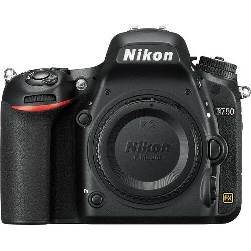 Nikon D750 DSLR Camera (Body Only) Black 1543