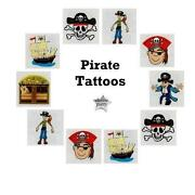 Kids Pirate Tattoos