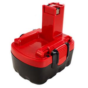 Original MTEC Akku  für  Bosch 14,4V 2607335533 2607335534 PSR14,4VE-2 GSR14,4VE