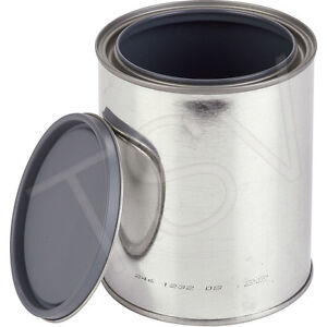 wanted small new empty paint cans with lids