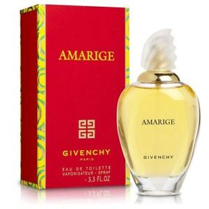 Givenchy Amarige Eau de Toilette 100ml EDT Spray Authentic Brand New & Boxed