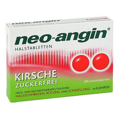 NEO ANGIN Halstabletten Kirsche 24St 08997145