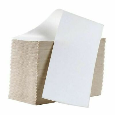 6000 Ups Selfadhesive 4x6 Fanfold Direct Thermal Mailing Shipping Label 02774006