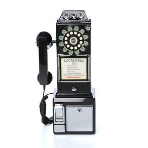 New Old Phones Vintage Antique Telephones Pay Phone