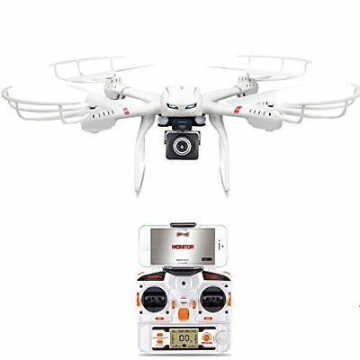MJX X101 RC Quadcopter with Gimbal 2.4 Ghz 6-axis Rc Helicopter Drone with 1.0MP