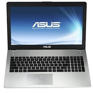 ASUS N Series Laptop N56DP - Black