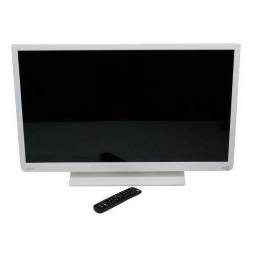 led tv 32 weiss ebay. Black Bedroom Furniture Sets. Home Design Ideas