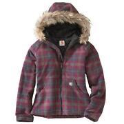 Ladies Carhartt Jacket