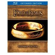 Lord of The Rings DVD New