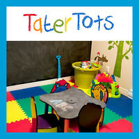 Tater Tots Childcare: 3 Openings