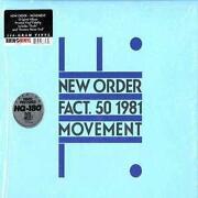New Order Movement LP