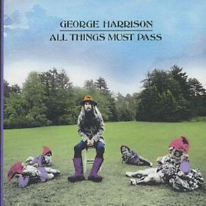 George Harrison : All Things Must Pass CD (2001)