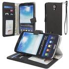 Samsung Galaxy w Leather Case